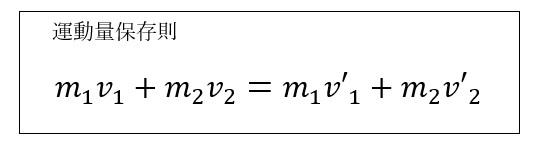 高校物理】2つ目の重要保存則!運動量保存【力学】 | お茶処やまと屋